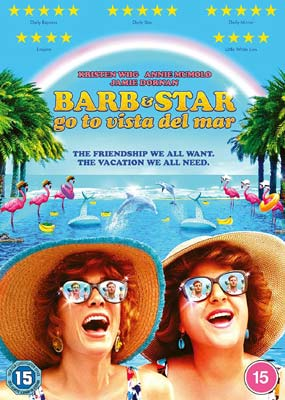 Barb and Star Go to Vista Del Mar  (DVD) - Klik her for at se billedet i stor størrelse.