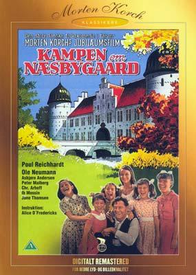 Kampen om Næsbygaard (Remastered) (DVD) - Klik her for at se billedet i stor størrelse.