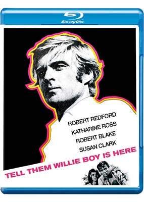 Tell Them Willie Boy Is Here (Blu-ray) (BD) - Klik her for at se billedet i stor størrelse.