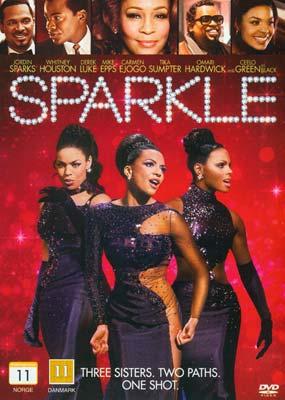 Sparkle (Jordin Sparks)  (DVD) - Klik her for at se billedet i stor størrelse.