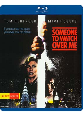 Someone to Watch over Me (Blu-ray) (BD) - Klik her for at se billedet i stor størrelse.