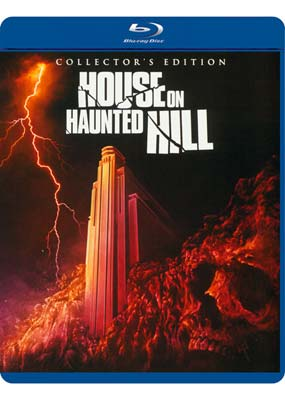House on Haunted Hill (Collector's Edition) (Blu-ray) (BD) - Klik her for at se billedet i stor størrelse.