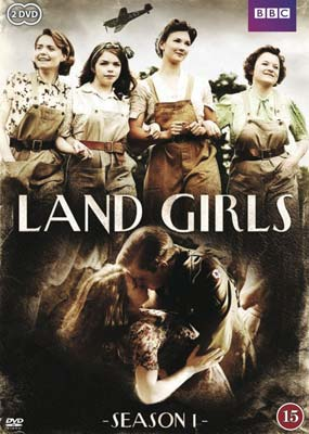 Land Girls:  Season 1 (2-disc) (DVD) - Klik her for at se billedet i stor st�rrelse.