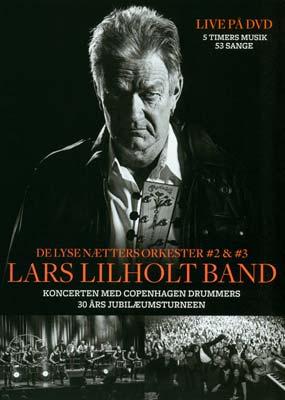 Lars Lilholt Band: De lyse nætters orkester 2 & 3 (2-disc) (DVD) - Klik her for at se billedet i stor størrelse.