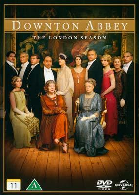 Downton Abbey:     The London Season  (DVD) - Klik her for at se billedet i stor størrelse.