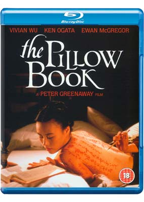Pillow Book, The: Limited Edition (Blu-ray) (BD) - Klik her for at se billedet i stor størrelse.