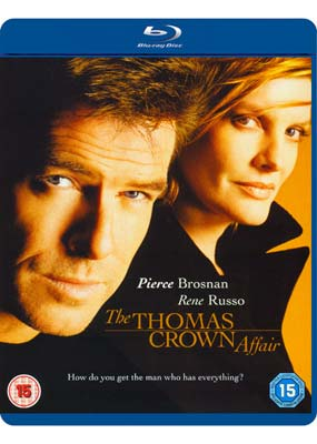 Thomas Crown  Affair, The (Pierce   Brosnan) (Blu-ray) (BD) - Klik her for at se billedet i stor størrelse.