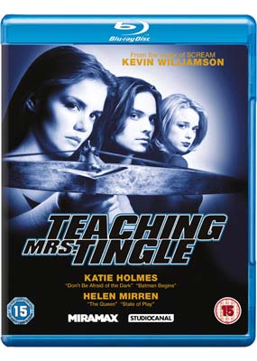 Teaching Mrs. Tingle (Blu-ray) (BD) - Klik her for at se billedet i stor st�rrelse.
