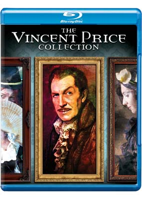 Vincent Price Collection, The (Blu-ray) (BD) - Klik her for at se billedet i stor størrelse.