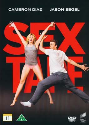 Sex Tape  (DVD) - Klik her for at se billedet i stor størrelse.