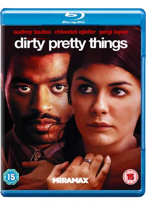 Dirty Pretty Things (Blu-ray) (BD) - Klik her for at se billedet i stor st�rrelse.