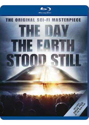 Day the Earth Stood Still, The (Blu-ray) (BD) - Klik her for at se billedet i stor st�rrelse.