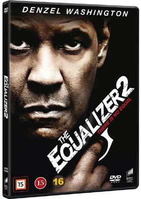Equalizer 2, The   (DVD) - Klik her for at se billedet i stor størrelse.