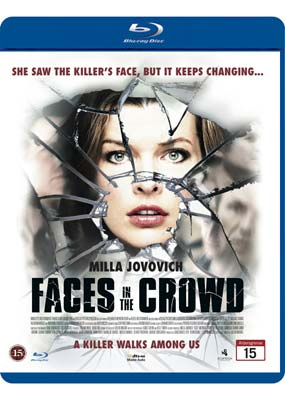 Faces in the Crowd (Blu-ray) (BD) - Klik her for at se billedet i stor st�rrelse.