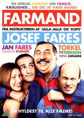 Farmand (Josef Fares)  (DVD) - Klik her for at se billedet i stor størrelse.