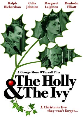 Holly and the Ivy, The  (DVD) - Klik her for at se billedet i stor størrelse.