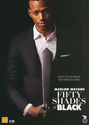 Fifty Shades of Black  (DVD) - Klik her for at se billedet i stor størrelse.