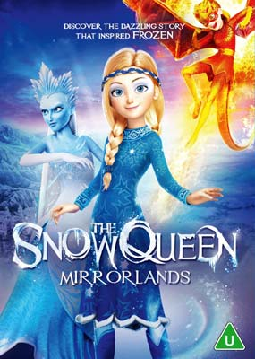 Snow Queen, The: Mirrorlands  (DVD) - Klik her for at se billedet i stor størrelse.