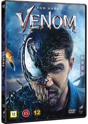 Venom (Tom    Hardy)  (DVD) - Klik her for at se billedet i stor størrelse.
