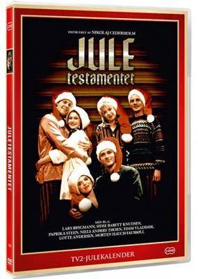 Jule testamentet (2-disc) (DVD) - Klik her for at se billedet i stor størrelse.