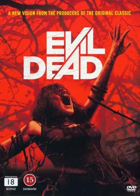Evil Dead    (Remake)  (DVD) - Klik her for at se billedet i stor størrelse.