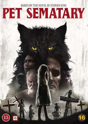 Pet Sematary (Jason Clarke)  (DVD) - Klik her for at se billedet i stor størrelse.