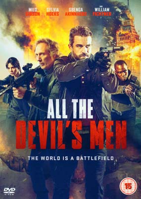 All the Devil's Men  (DVD) - Klik her for at se billedet i stor størrelse.