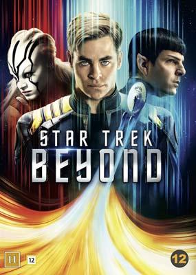 Star Trek Beyond  (DVD) - Klik her for at se billedet i stor størrelse.