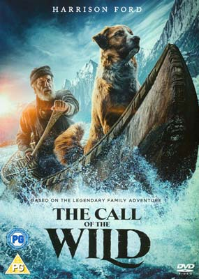 Call of the Wild, The (Harrison Ford)  (DVD) - Klik her for at se billedet i stor størrelse.