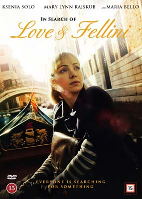 In Search of Love & Fellini  (DVD) - Klik her for at se billedet i stor størrelse.