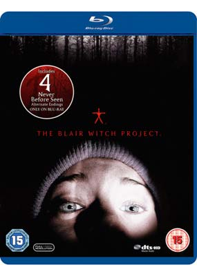 Blair Witch Project,  The (Special Edition) (Blu-ray) (BD) - Klik her for at se billedet i stor størrelse.