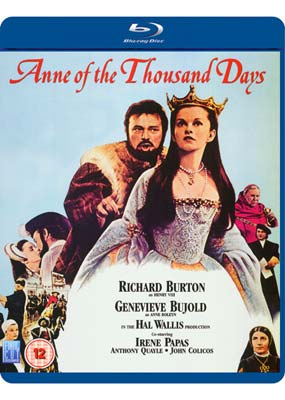 Anne of the Thousand Days (Blu-ray) (BD) - Klik her for at se billedet i stor størrelse.