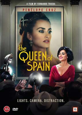Queen of Spain, The  (DVD) - Klik her for at se billedet i stor størrelse.