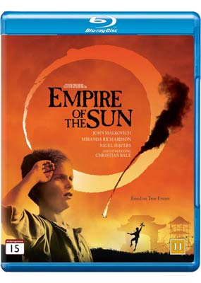 Empire of the Sun (Blu-ray) (BD) - Klik her for at se billedet i stor st�rrelse.