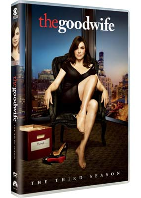 Good Wife, The: Season  3 (6-disc) (DVD) - Klik her for at se billedet i stor st�rrelse.