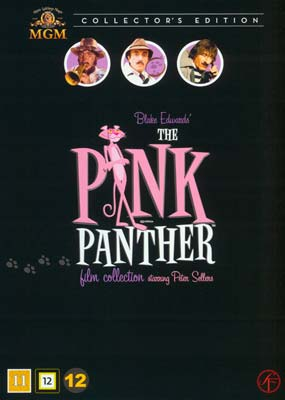 Pink Panther Film  Collection, The (5 film) (6-disc) (DVD) - Klik her for at se billedet i stor størrelse.