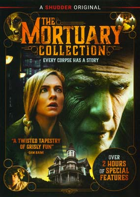 Mortuary Collection, The  (DVD) - Klik her for at se billedet i stor størrelse.