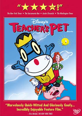 Teacher's Pet (Disney)  (DVD) - Klik her for at se billedet i stor st�rrelse.