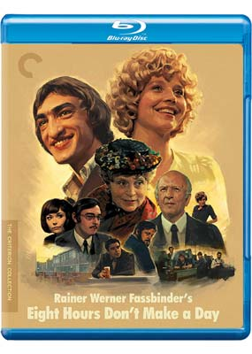 Eight Hours Don't Make a Day (Criterion) (Blu-ray) (BD) - Klik her for at se billedet i stor størrelse.