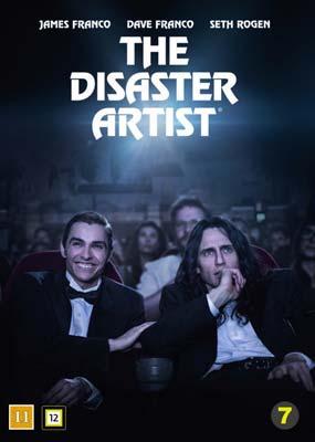 Disaster Artist, The  (DVD) - Klik her for at se billedet i stor størrelse.