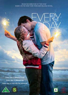 Every Day (Angourie Rice)  (DVD) - Klik her for at se billedet i stor størrelse.