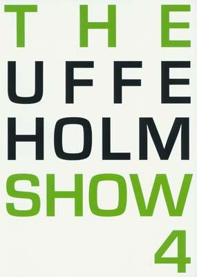 Uffe Holm Show 4, The (2014)  (DVD) - Klik her for at se billedet i stor størrelse.