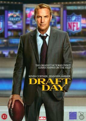 Draft Day  (DVD) - Klik her for at se billedet i stor størrelse.