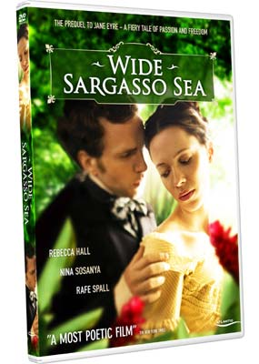 Wide Sargasso Sea (Rebecca Hall)  (DVD) - Klik her for at se billedet i stor st�rrelse.