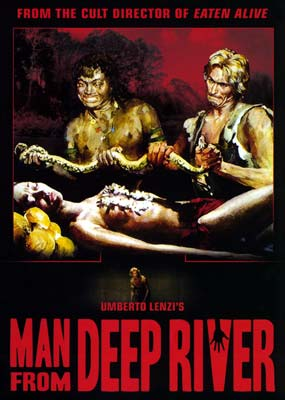 Man from Deep River  (DVD) - Klik her for at se billedet i stor st�rrelse.