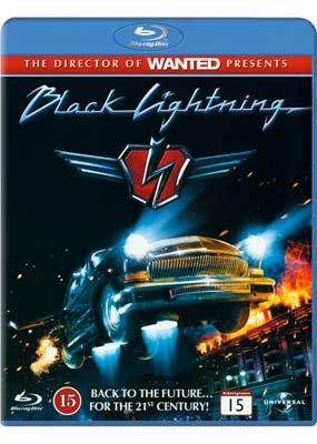 Black Lightning (Blu-ray) (BD) - Klik her for at se billedet i stor størrelse.