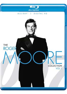 007: The Roger Moore Collection, Vol. 1: Live and Let Die / Man With the Golden Gun / Spy Who Loved Me (Blu-ray w/ Digital Copy) (Blu-ray) (BD) - Klik her for at se billedet i stor størrelse.