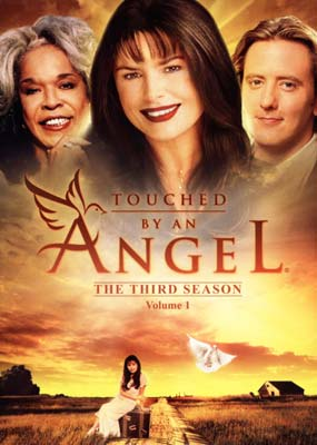 Touched by an Angel: Season 3, vol. 1 (4-disc) (DVD) - Klik her for at se billedet i stor størrelse.