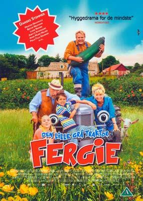 Den lille grå traktor Fergie  (DVD) - Klik her for at se billedet i stor størrelse.