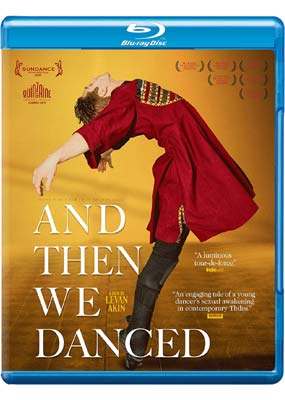 And Then We Danced (Blu-ray) (BD) - Klik her for at se billedet i stor størrelse.